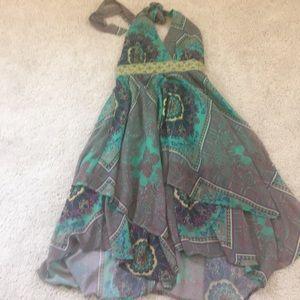 Fun halter style dress